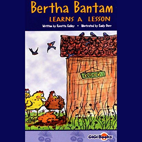 Bertha Bantam Learns a Lesson cover art