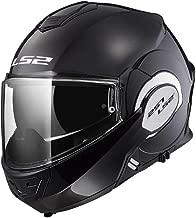 LS2 Valiant Helmet (XXX-Large) (Gloss Black)