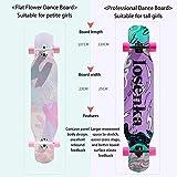 Zoom IMG-1 42 47 longboard skateboard con