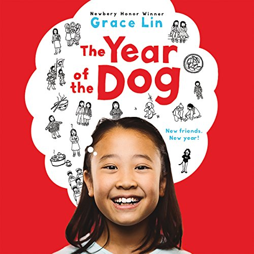 The Year of the Dog audiobook cover art