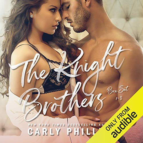 The Knight Brothers Series cover art