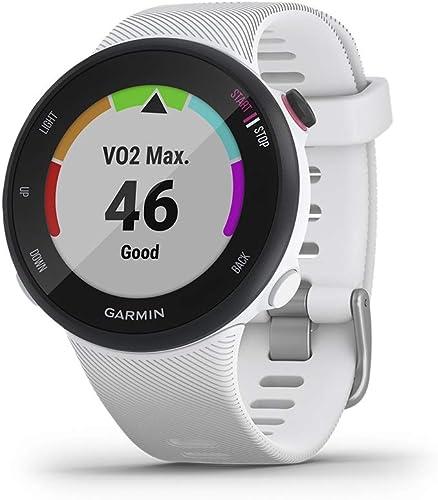 Relogio Monitor Garmin Forerunner 45S branco