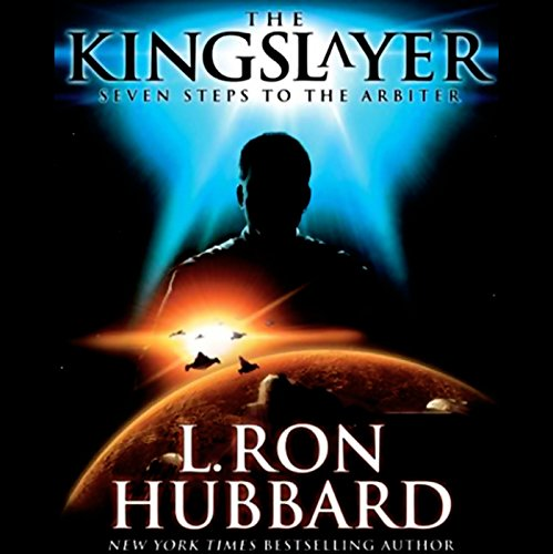 The Kingslayer audiobook cover art