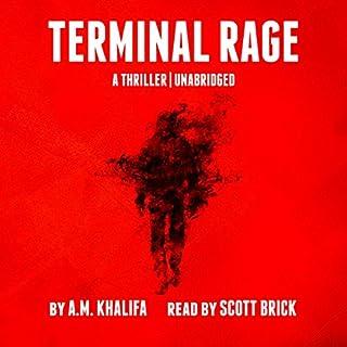 Terminal Rage audiobook cover art