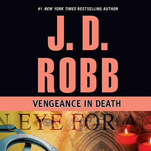 Vengeance in Death audiobook cover art