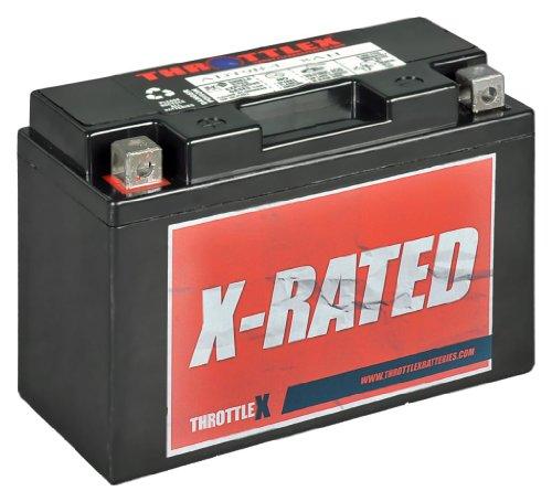 ThrottleX Batteries - ADT9B-4 - AGM Replacement Power Sport Battery
