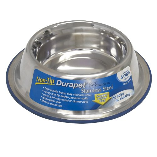 Dog Bowl for Dogs That Tip Over Water Bowl