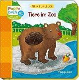 Mein Fühlbuch: Tiere im Zoo: Spielen