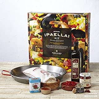 La Tienda Traditional Paella Kit from Spain