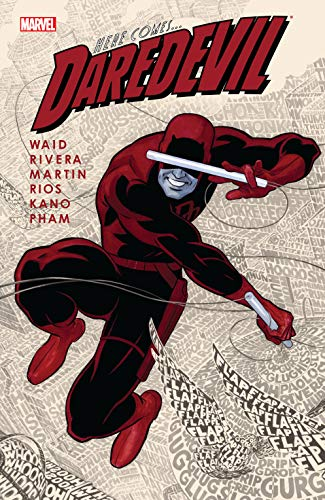 Daredevil by Mark Waid Vol. 1 Collection (Daredevil by Mark Waid and Chris Samnee Collection) (English Edition)