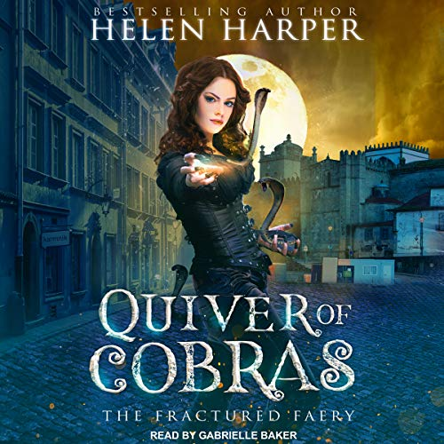 Quiver of Cobras audiobook cover art