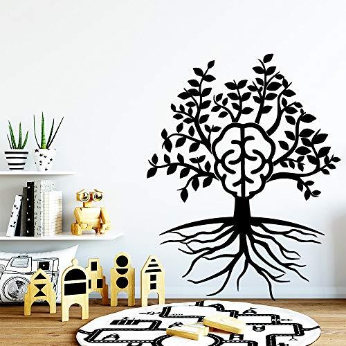 Yaonuli Muurstickers Cartoon Tree Schilderen Muursticker Afneembaar kinderkamer Muursticker Decoratie van het huis