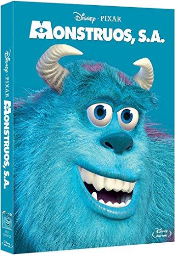 Monstruos S.A. [Blu-ray]