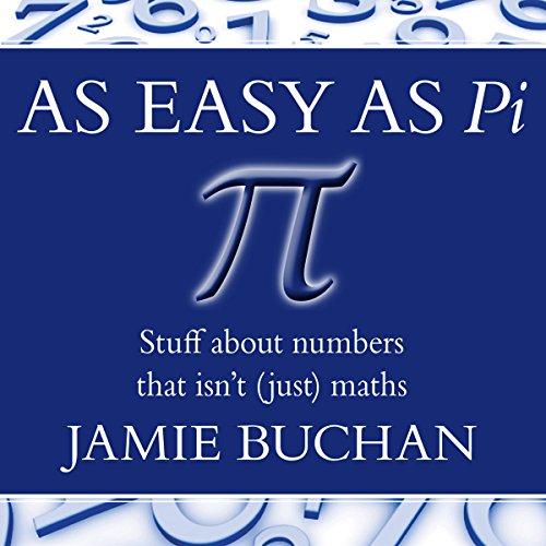 As Easy as Pi audiobook cover art