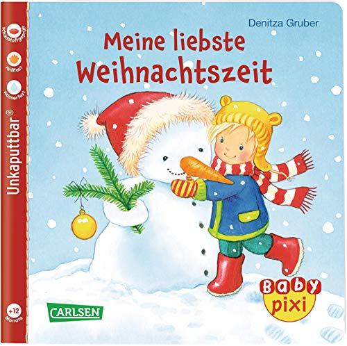 Baby Pixi (unkaputtbar) 77: VE 5 Meine liebste Weihnachtszeit (5 Exemplare) (77)