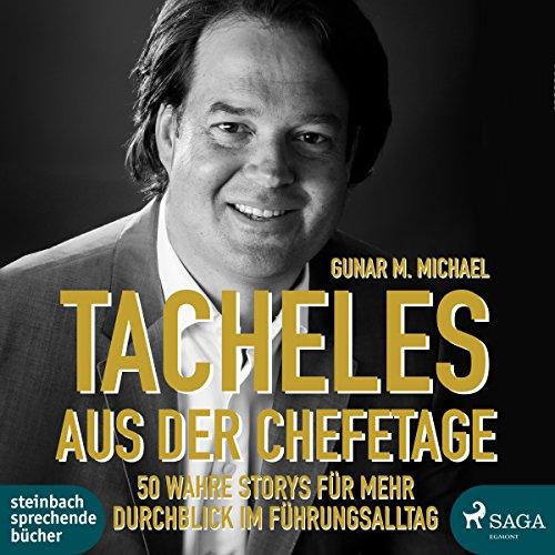 Tacheles aus der Chefetage audiobook cover art