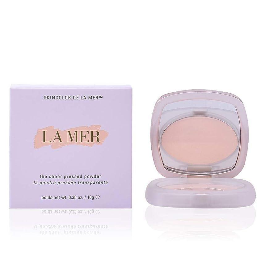 艦隊よく話されるヨーロッパドゥラメール The Sheer Pressed Powder - # Translucent 10g/0.35oz並行輸入品
