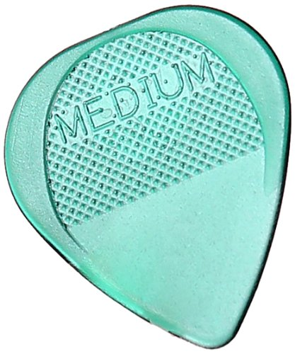 Fred Kelly Picks P4-M12 Poly Flat Medium Gitarren-Plektrum