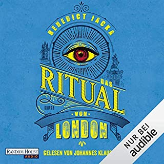 Couverture de Das Ritual von London