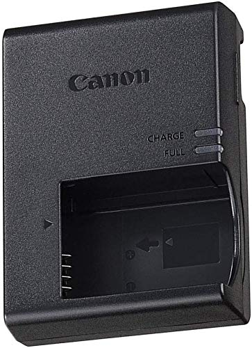 Canon Replacement LC-E17 Quick Charger for LP-E17 Battery Canon EOS 77D, EOS 750D, EOS 760D, EOS 8000D, EOS M3, EOS M5, EOS M6, EOS Rebel T6i , EOS Rebel T6s, EOS Rebel T7i, Kiss X8i
