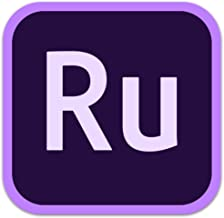 Adobe Premiere Rush   Video editing software, mobile & desktop   1-month Subscription with auto-renewal, PC/Mac