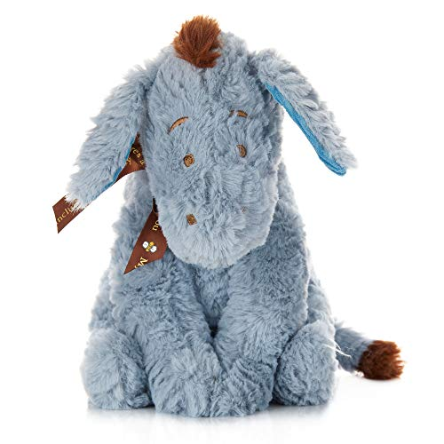 Disney Baby Classic Eeyore Stuffed Animal Plush Toy