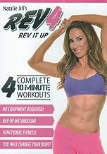 Natalie Jill's Rev 4 - Rev It Up DVD - Region 0 by Natalie Jill