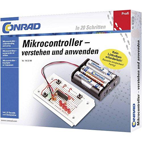 Conrad Components 10104 Profi Mikrocontroller Lernpaket ab 14 Jahre