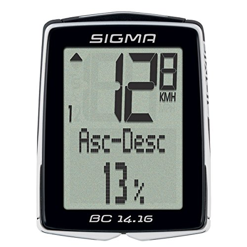 Fietscomputer Sigma BC 14.16