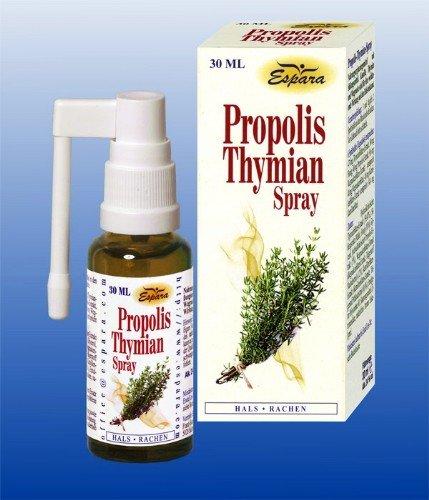 Espara Propolis Thymian Spray, 30 ml Lösung