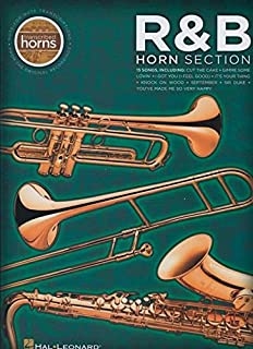 R&B Horn Section: Transcribed Horns