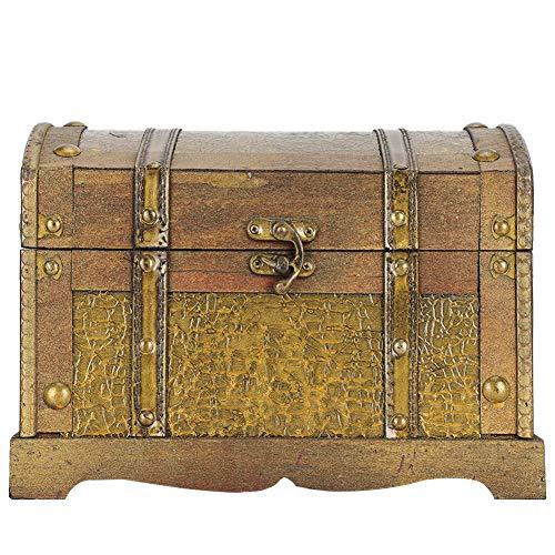 baúl vintage de la marca Garosa