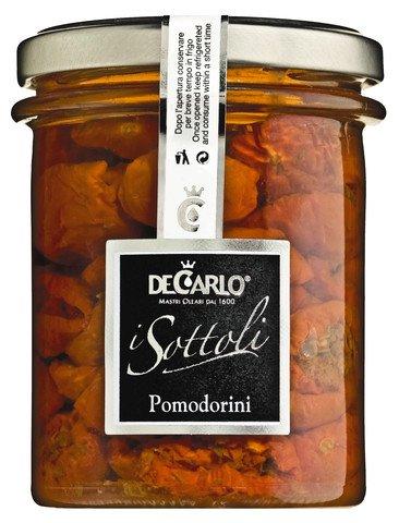 De Carlo Halbgetrocknete Tomaten aus Apulien, 190g