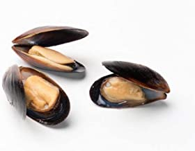 Pana Pesca Blue Whole Shell Mussel, 1 Pound -- 10 per case.