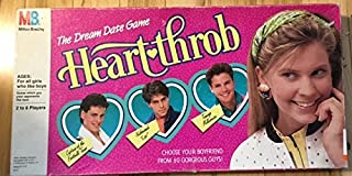 Vintage Heart Throb Heartthrob The Dream Date Boyfriend Game 1988