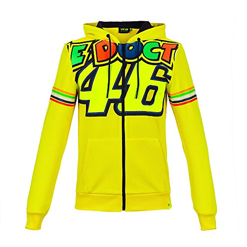 VR46 Sweat Homme Valentino Rossi The Doctor 46 TG. M