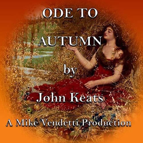 『Ode to Autumn』のカバーアート