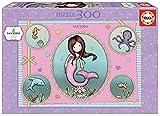 Educa- Gorjuss So Nice To Sea You Puzzle, 300 Piezas, Multicolor (18646)