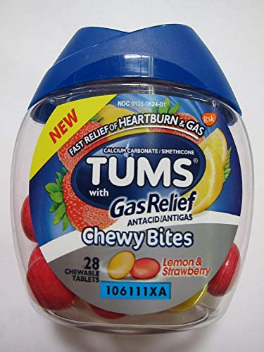 Top tums chewy bites with gas relief for 2020