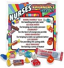 Nurses Emergency Treat Kits (25 pack) Fun Staff Survival Kits for National Nurses Week Gifts