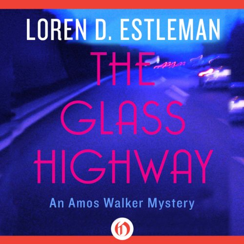 The Glass Highway audiobook cover art
