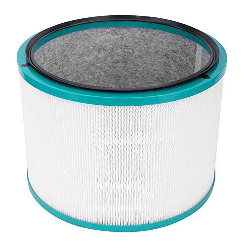 Ersatz HEPA & Kohlefilter passend für Dyson Pure Cool HP03 HP02 HP01 HP00 Pure Hot + Cool Link & Dyson DP01 DP03 Schreibtisch Luftreiniger