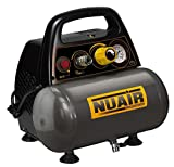Compresor de aire NUAIR New Vento. 1,5HP 6 litros.