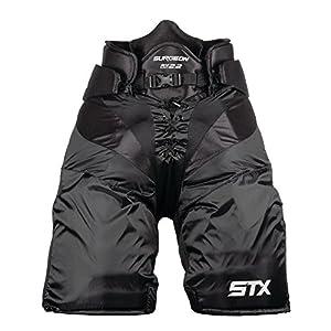 Amazon Com Warrior Junior Syko Hockey Pant Shell Black Xx Large