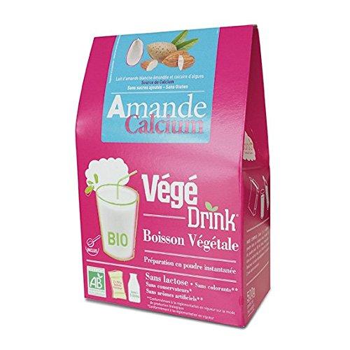 De Bardo Végédrink Amande Calcium Bio boisson en poudre 500g