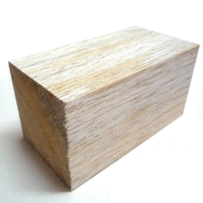 大きいリールコークスバルサ 角材 A (80×80×150mm)