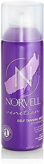 Norvell Venetian Sunless Self-Tanning Mist – Airbrush Spray Solution with Bronzer..