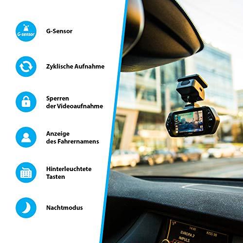 TrueCam A6 Dual Dashcam - 5