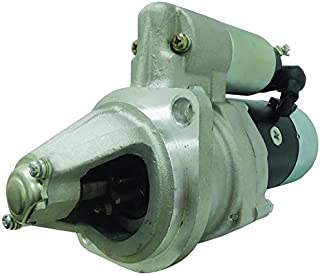 New Starter Replaces Hitachi S13-138 S13-138A Fits Yanmar 129953-77010 129953-77019
