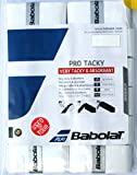 BABOLAT Pro Tacky Grip - Pack of 12, White